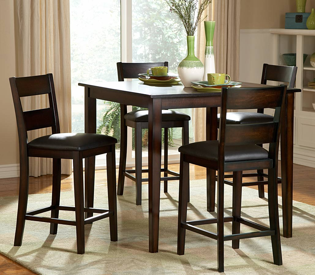 counter height dining table. HE-2425-36 Counter Height Dining Table T