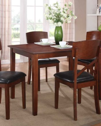 Superbe Jonas Dinette Set (Table + Chairs)
